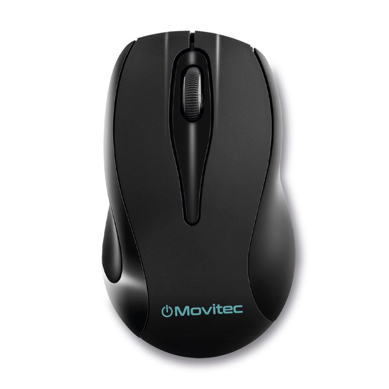 Combo teclado e mouse Movitec OTCW-01