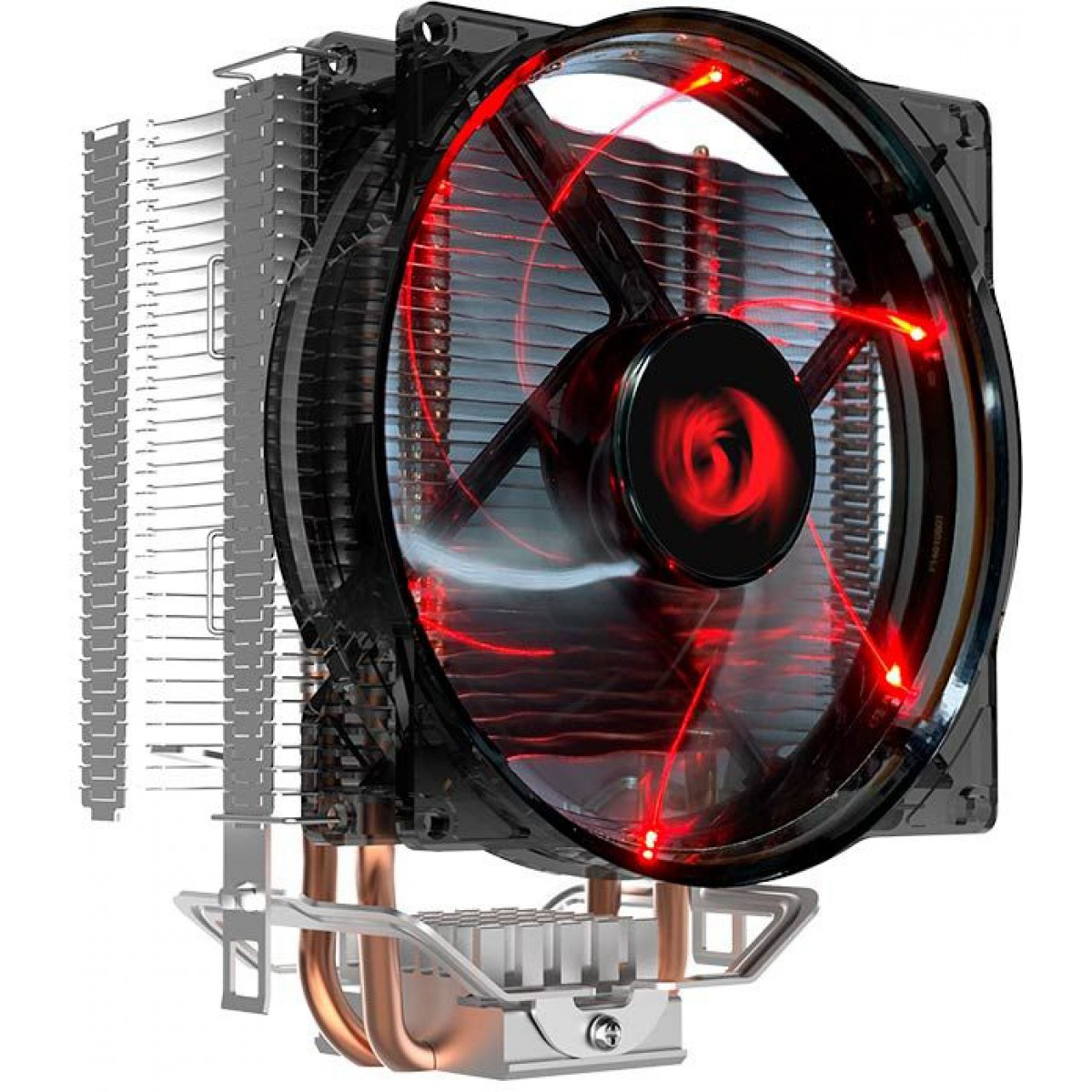 Cooler Redragon Reaver Cc-1011 Led Vermelho