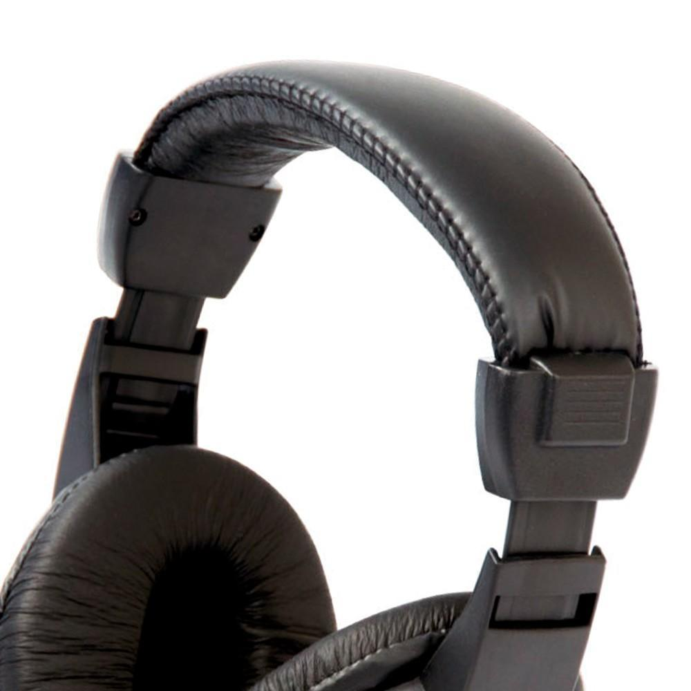 Fone C/MIC Voicer Confort Preto C3Tech MI2260