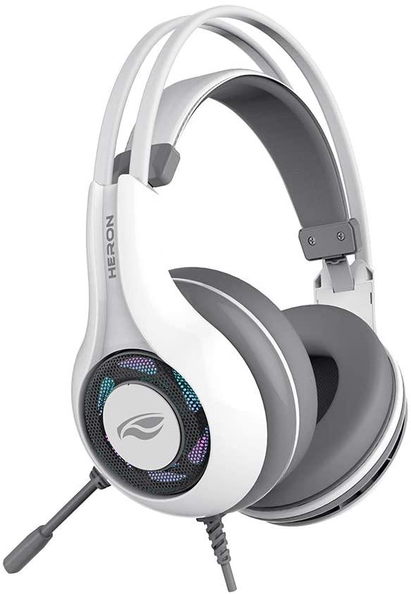Fone Com Mic Gamer USB Heron 2 ph-g701bkv2 C3Tech