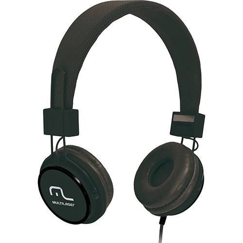Fone De Ouvido Headphone Fun Preto Ph115