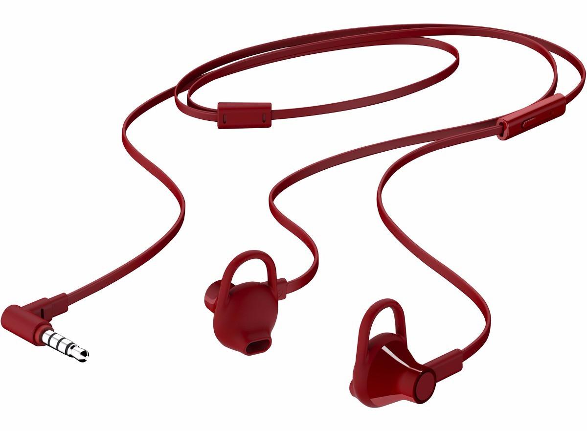 Fone de Ouvido Intra H150 Vermelho HP