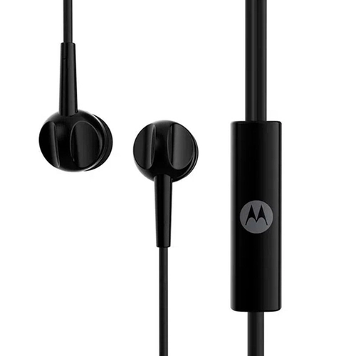 Fone de Ouvido Motorola, Preto - Pace 105