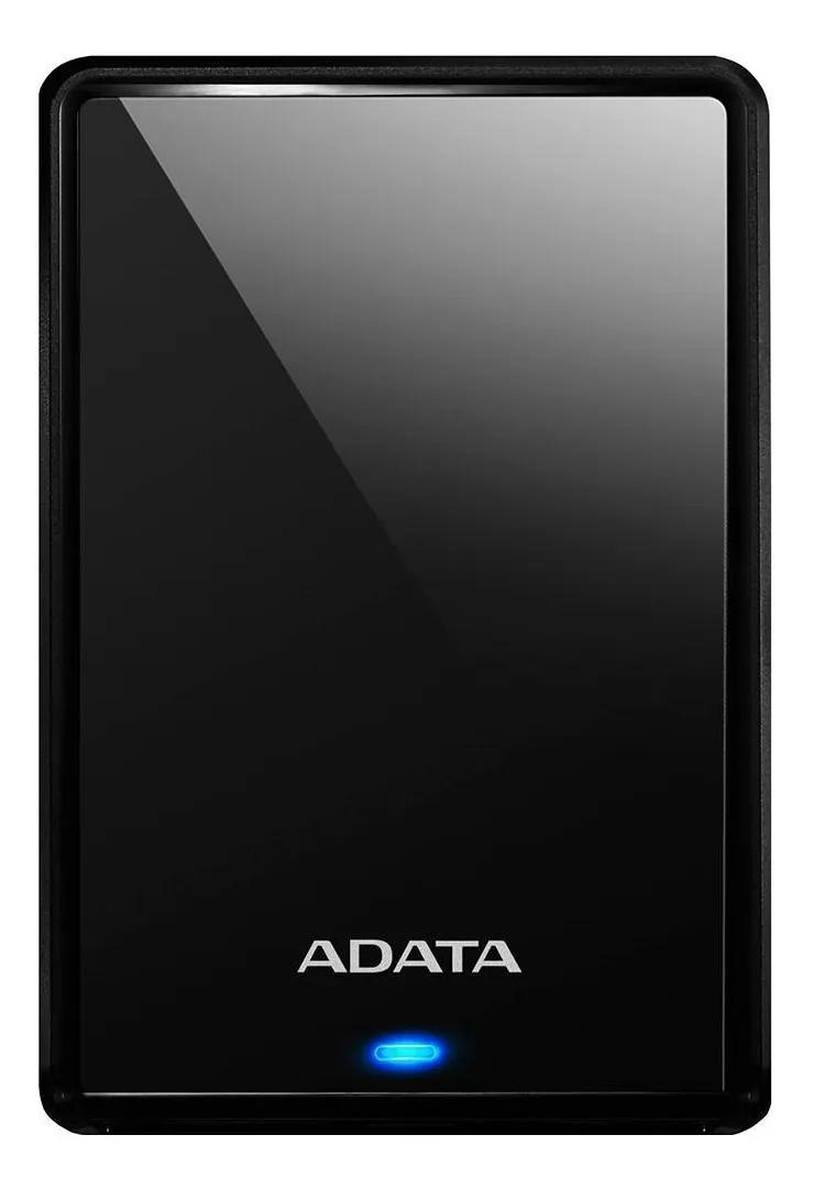 Hd Externo 1tb  Adata Preto 2,5 Portátil USB