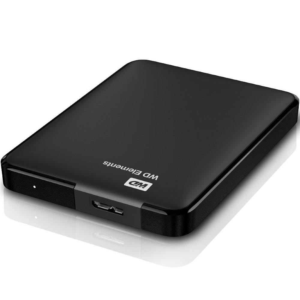Hd Externo 1TB Western Digital Elements