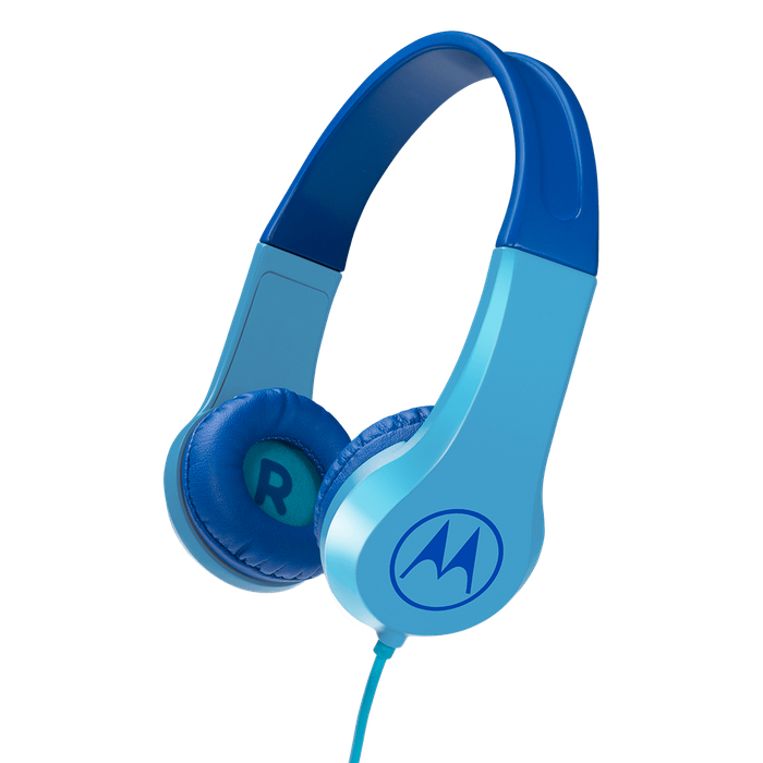 Headphone Motorola Squads 200 Kids Azul