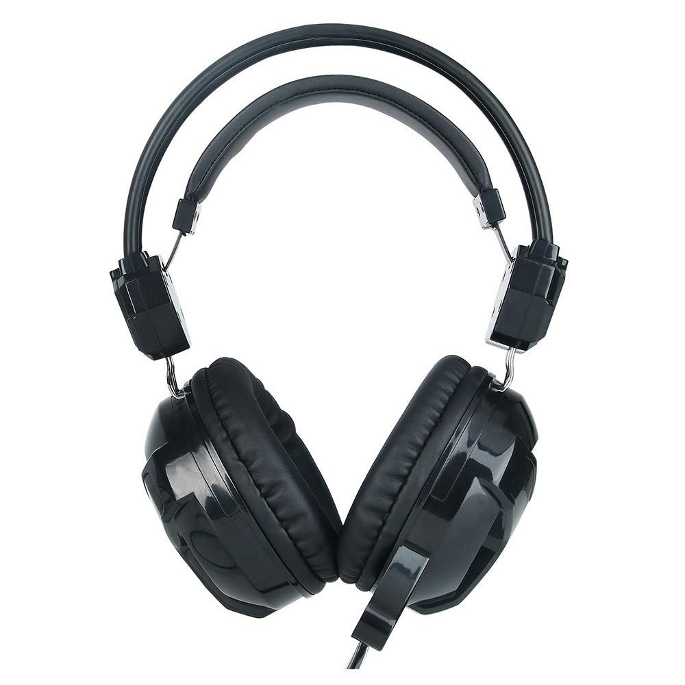 Headset C3 Tech Gamer Blackbird Preto - PH-G110BK