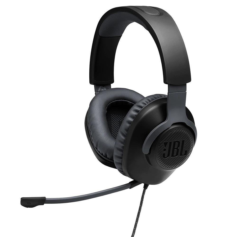 Headset Gamer JBL Quantum 100, Drivers 40mm, Preto - 28913174
