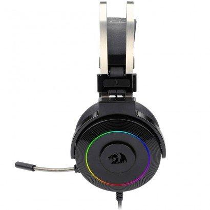 Headset Gamer Redragon Lamia 2 Rgb Preto