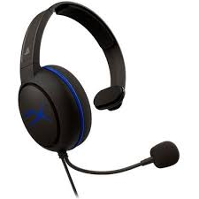 Headset Hyperx Gamer Cloud Chat Ps4