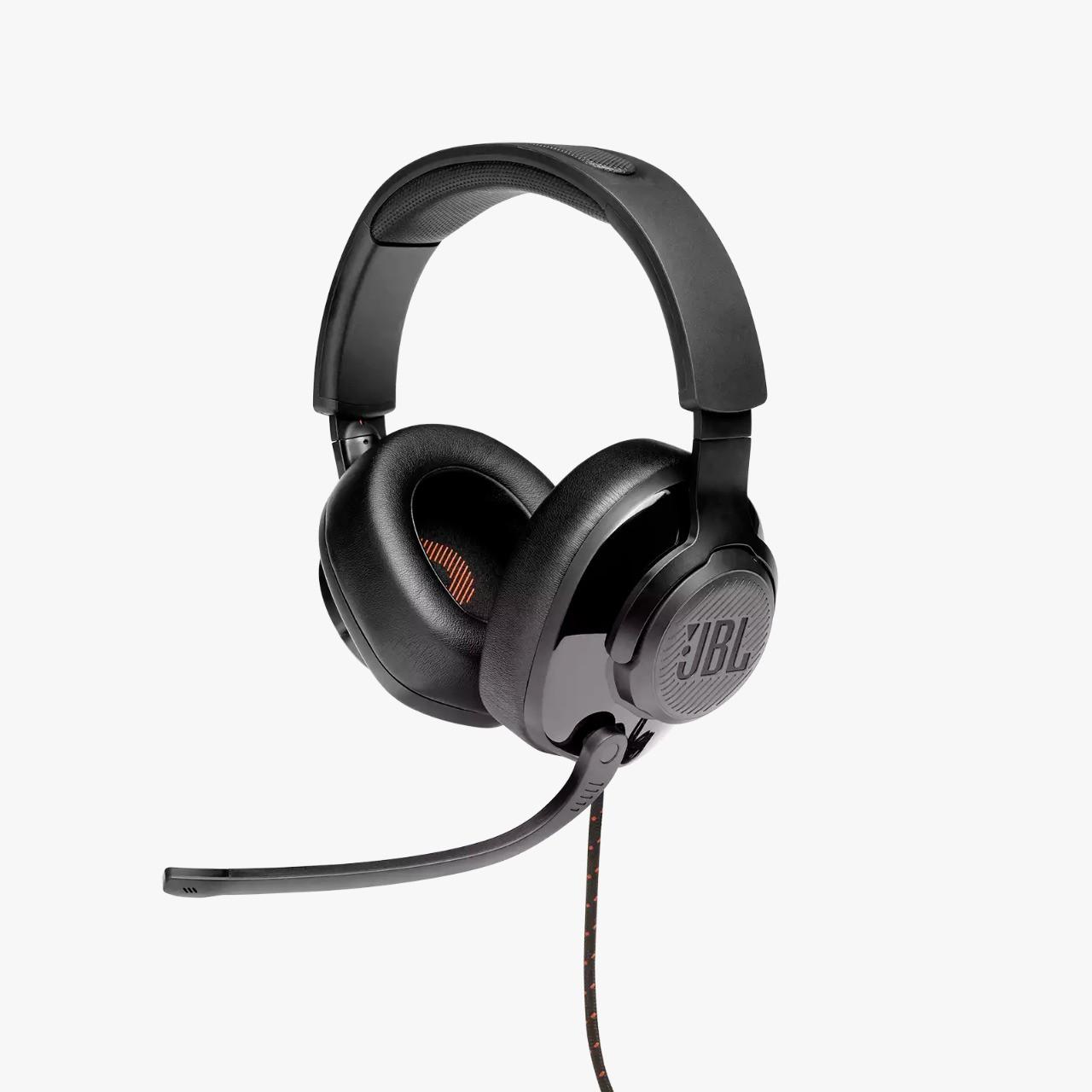 Headset Gamer Jbl Quantum 300, Driver 50mm, Preto - 28913177