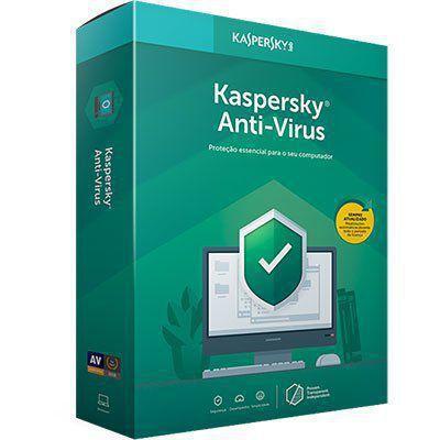 Kaspersky Antivírus  1 PC