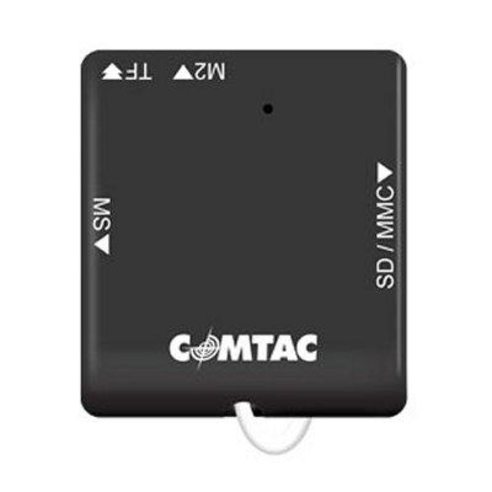 Leitor de Cartão de Memoria Mini  Externo Comtac