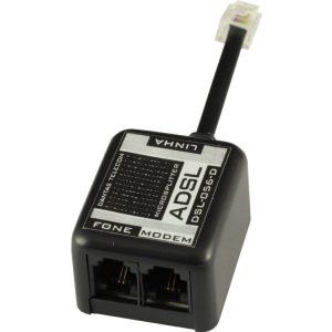 Microfiltro ADSL MicroSplitter DSL-056-D