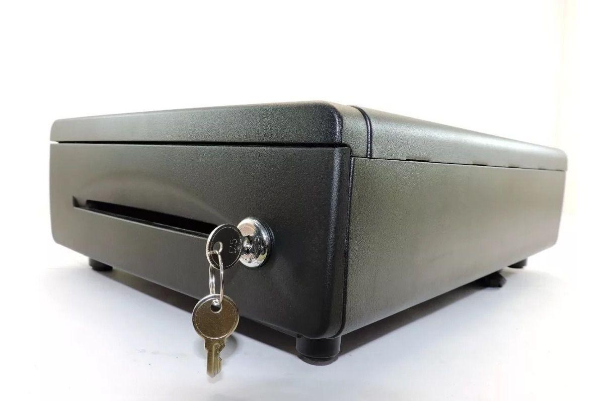 Mini-Gaveta De Dinheiro Bematech Gd-36