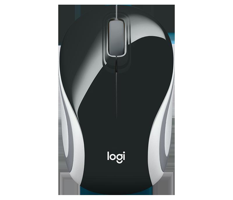 Mini Mouse Logitech M187 Sem Fio 1000DPI