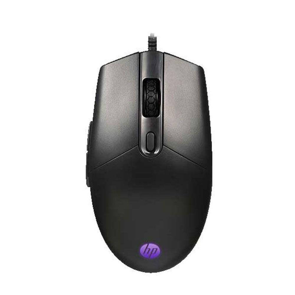 Mouse Gamer HP M260 6400Dpi RGB Preto HP
