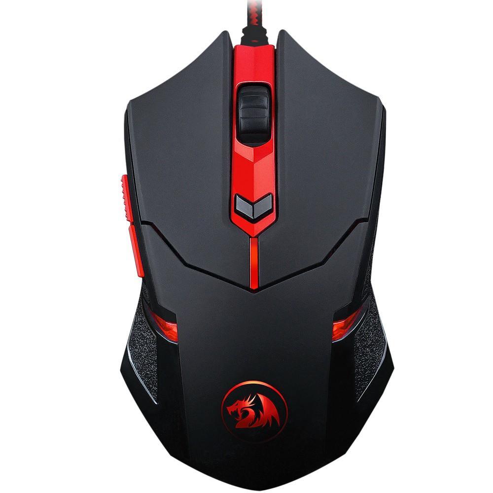 Mouse Gamer Redragon Centrophorus M601-3