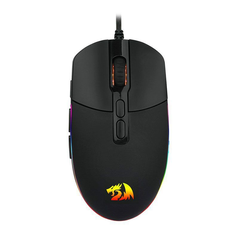 Mouse Gamer Redragon Invader RGB 10000DPI, M719 RGB
