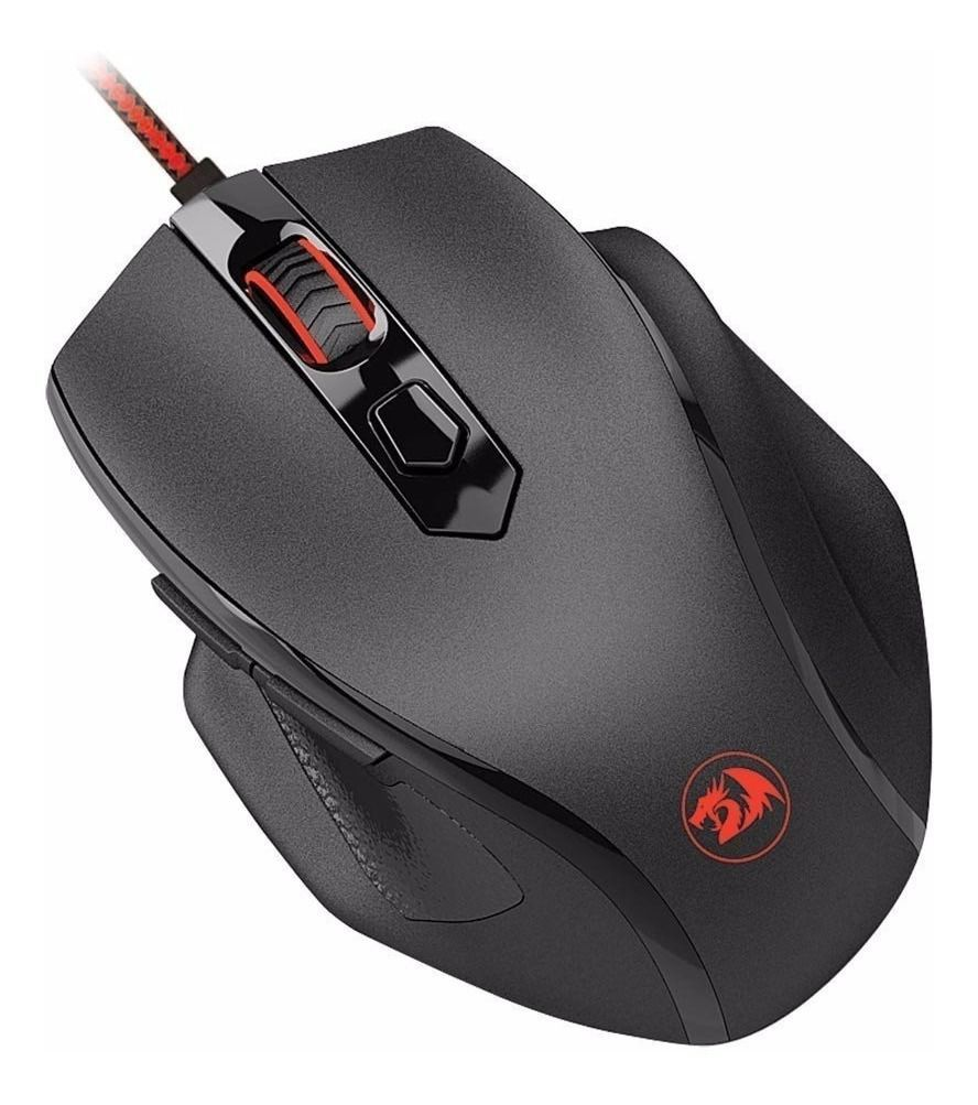 Mouse Gamer Redragon M709 Tiger 10000dpi