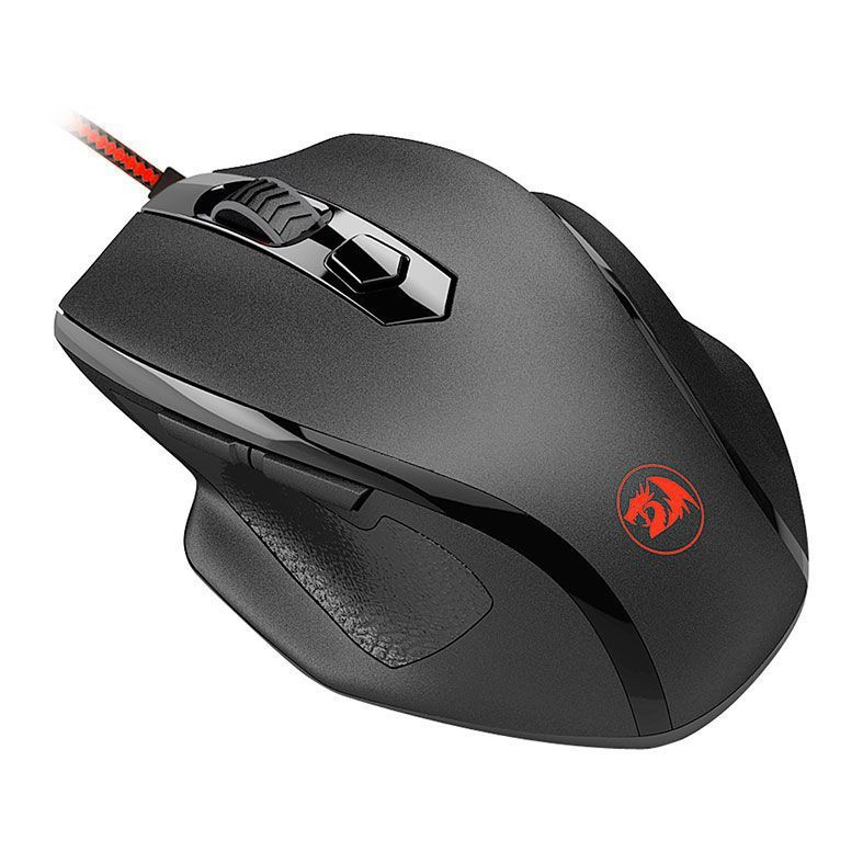 Mouse Gamer Redragon Tiger 2 3200Dpi, 6 Botões, M709-1
