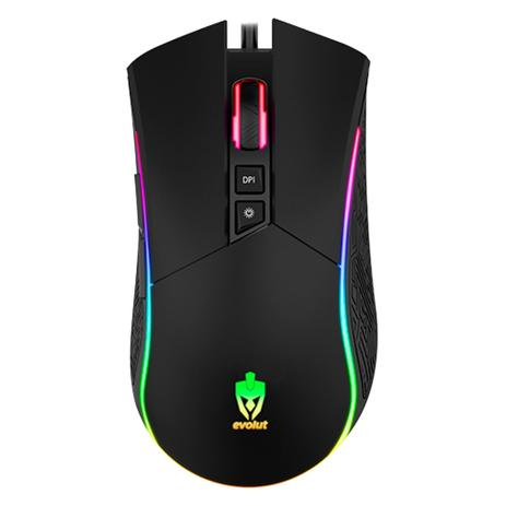 Mouse Gamer SKADI programável EG106 Evolut