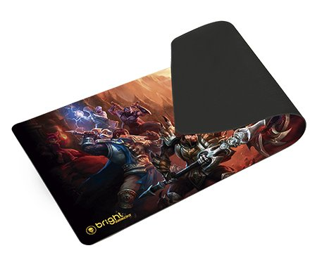 Mouse Pad Bright 0552 Gamer Big