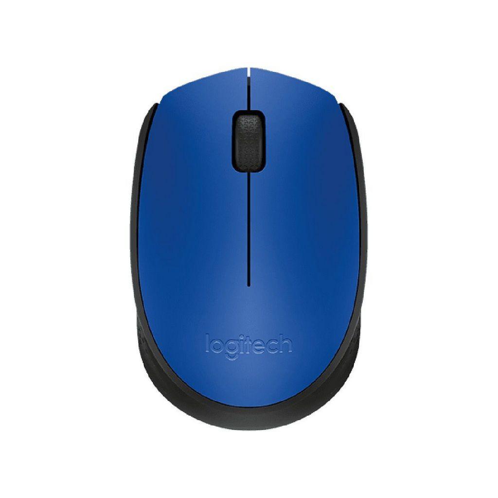 Mouse S Fio Rc Nano M170 Azul Logitech