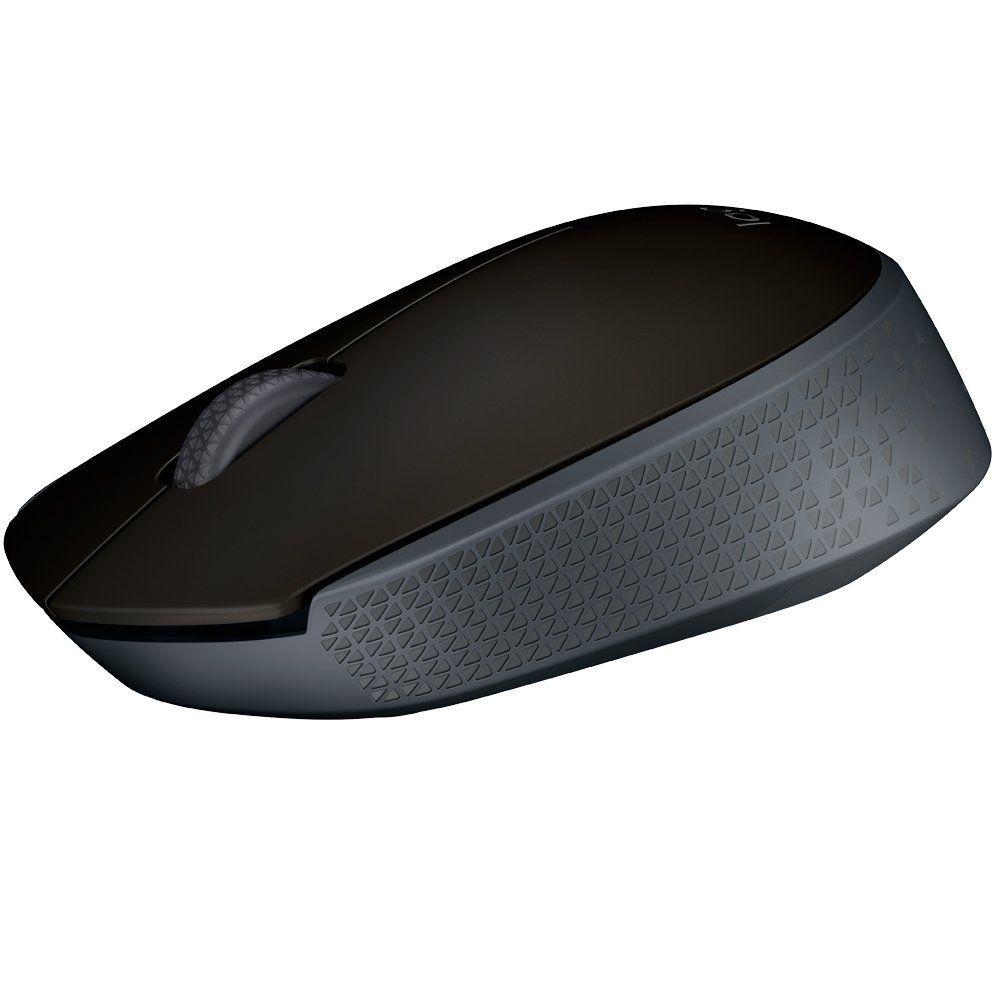 Mouse S Fio Rc Nano M170 Preto Logitech