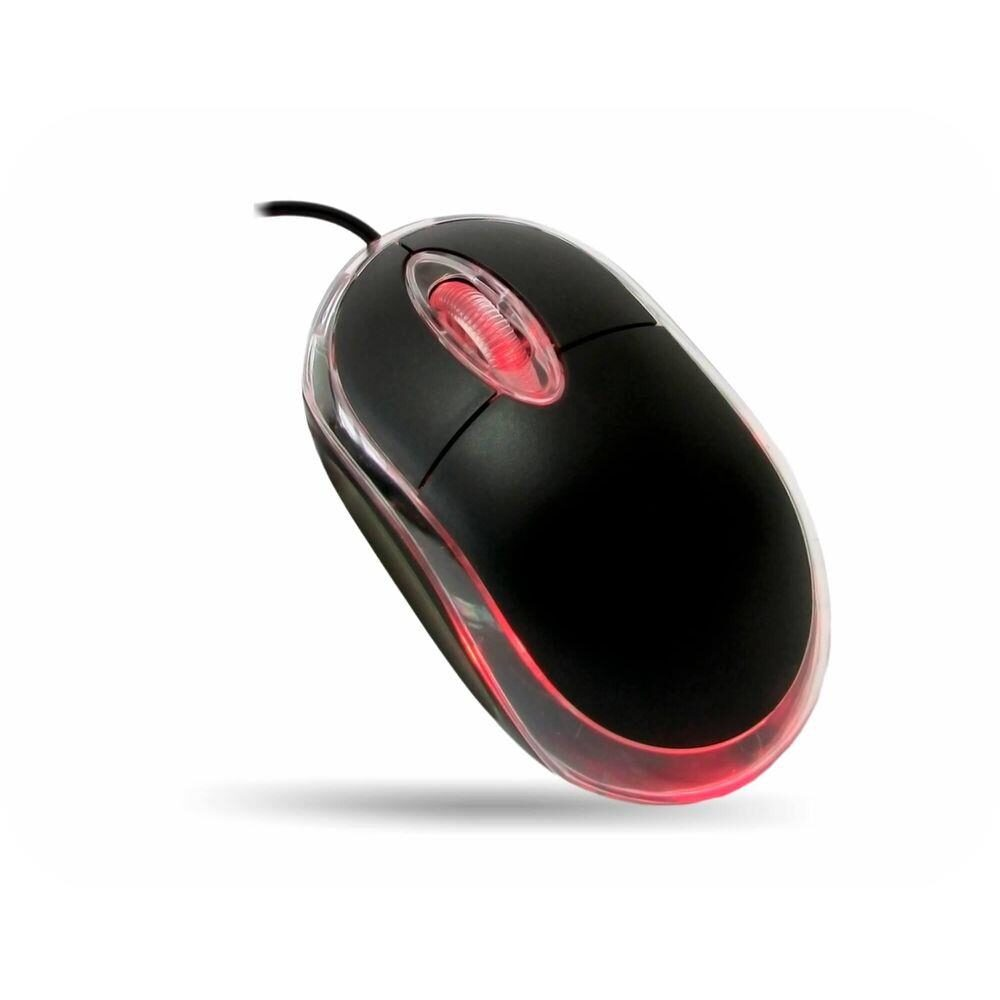 Mouse USB KMEX MO-M833 Preto
