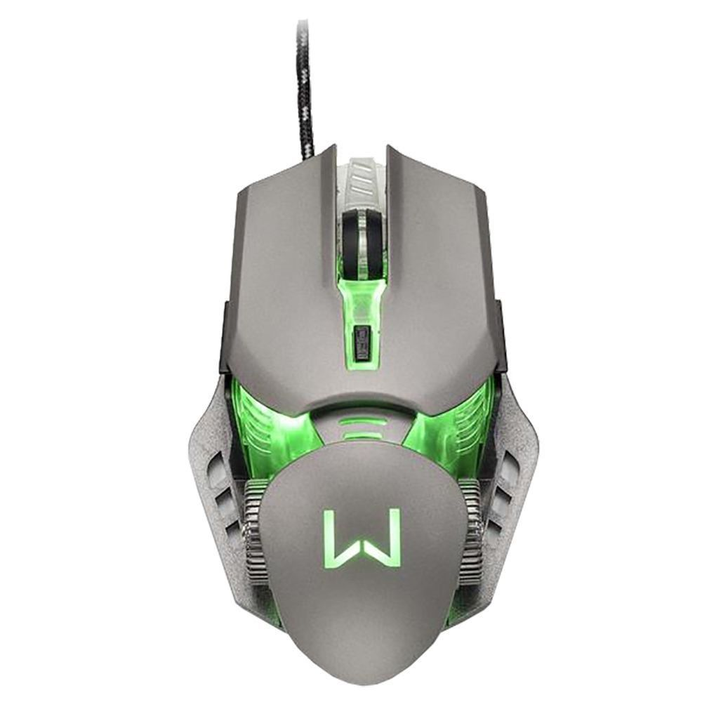 Mouse Warrior MO268 Keon Gamer Grafite
