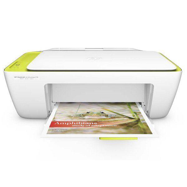 Multifuncional Hp Deskjet Ad. 2136 F5s30a