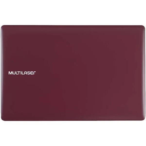 Notebook Multilaser Legacy Cloud Intel Atom Z8350, 2 GB de RAM, Windows 10 Home, PC132 - Vermelho