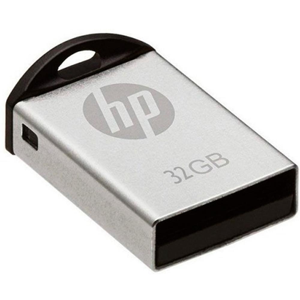Pen Drive HP Mini V222W, USB 2.0, 32GB - HPFD222W- 32