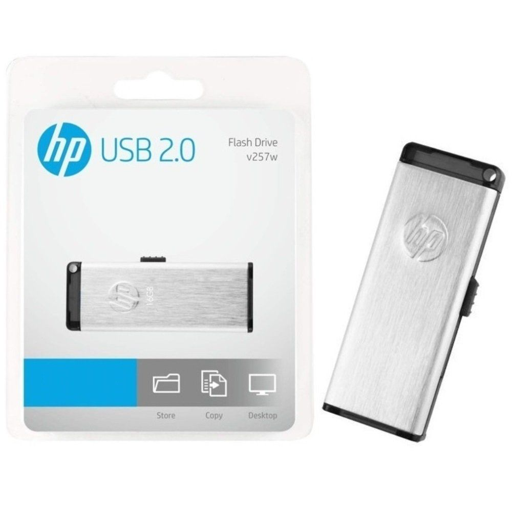 Pen Drive HP USB 2.0 V257W 32GB HPFD257W-32