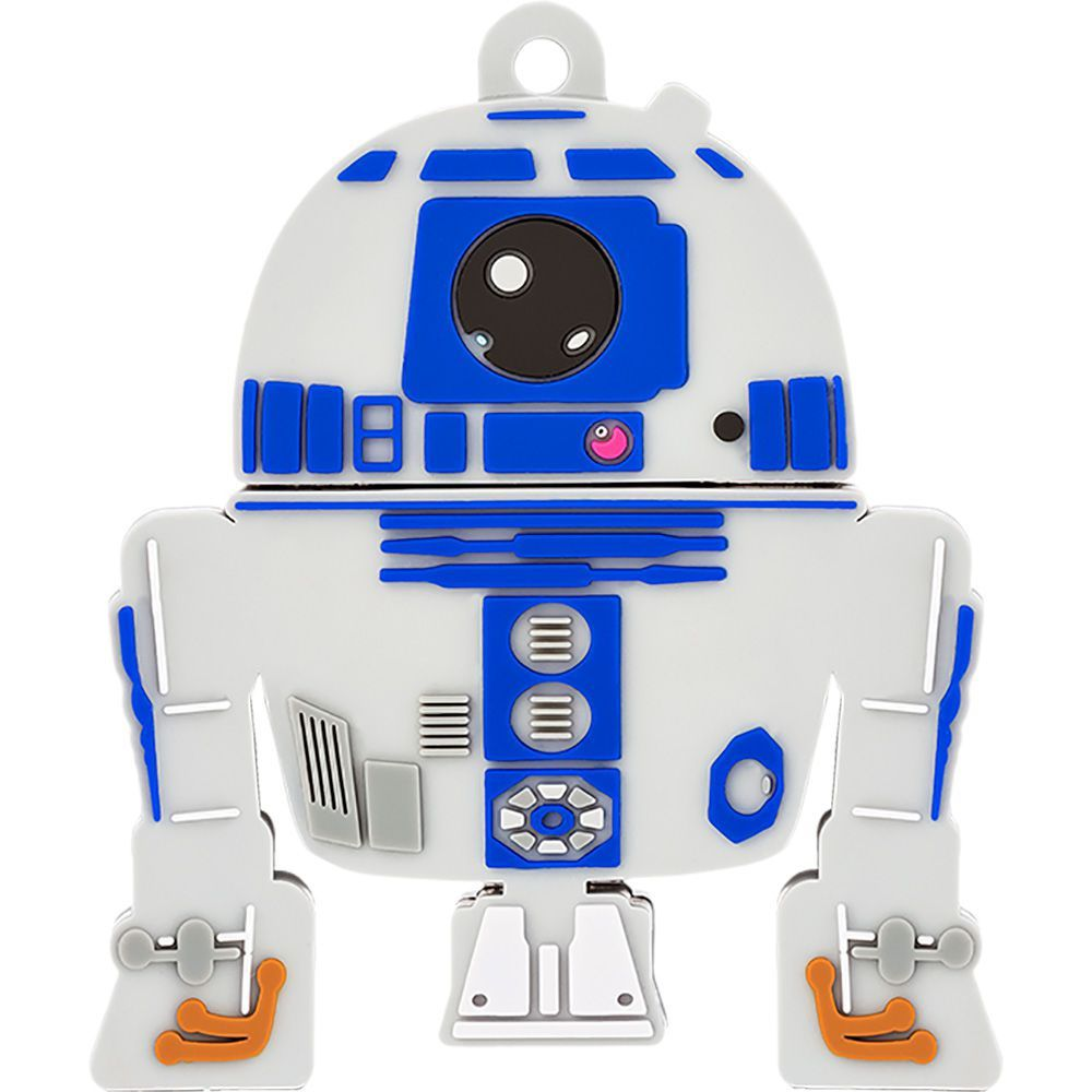 Pendrive Star Wars - R2d2 8gb Pd036