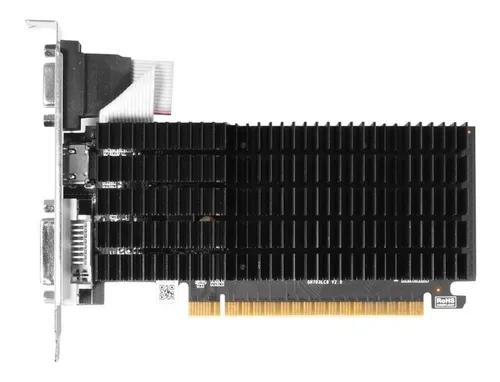 Placa de vídeo GF Galax GT710 1Gb DDR3 64Bit