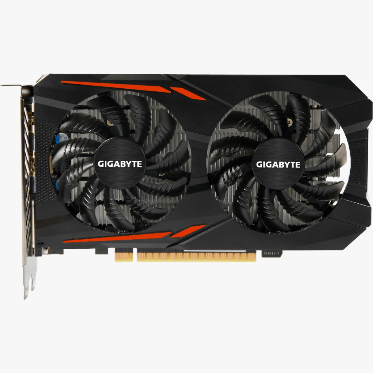Placa de Vídeo Gigabyte Geforce GTX1050TI 4GB
