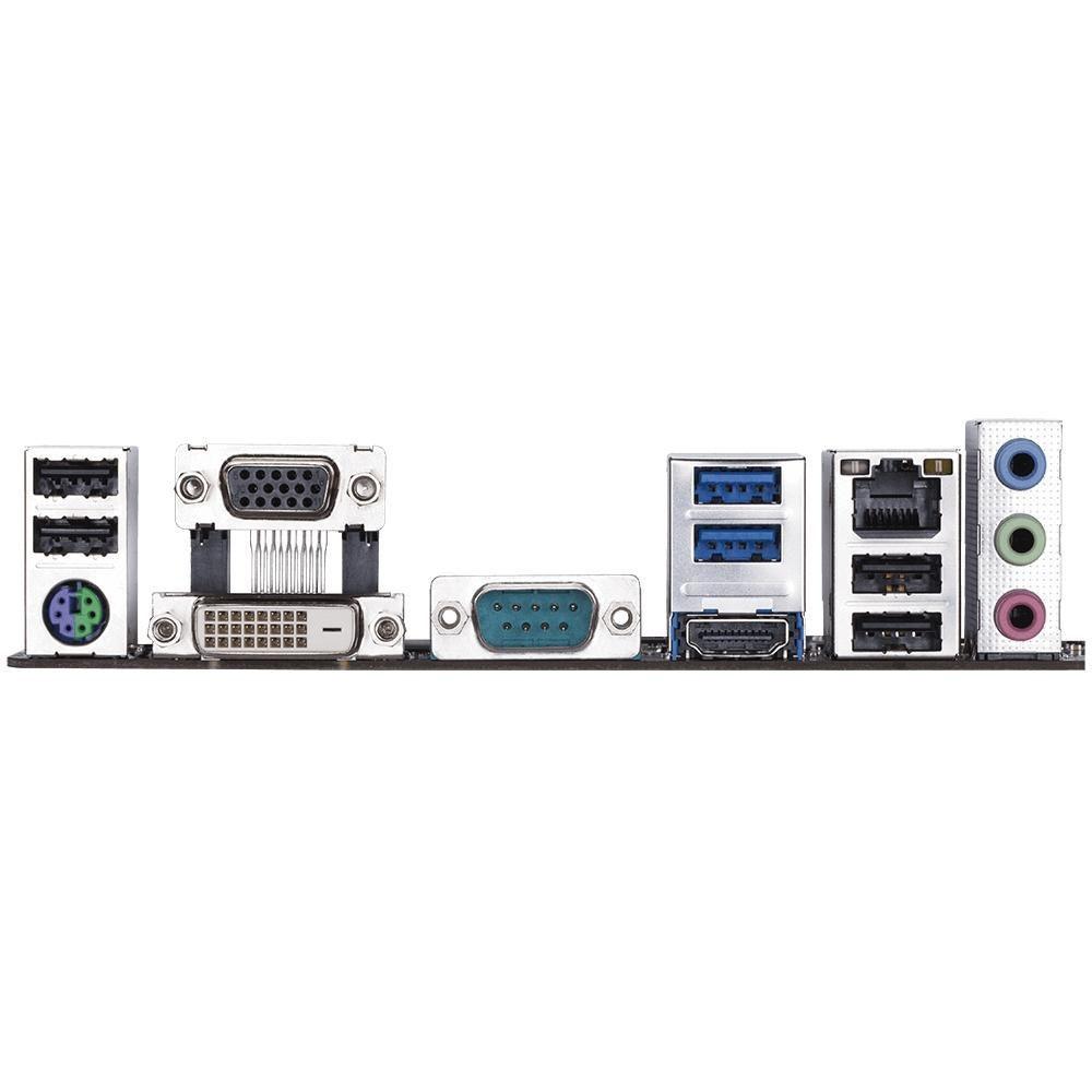 Placa-Mãe Gigabyte H310M S2P 2.0, Intel LGA 1151, mATX, DDR4