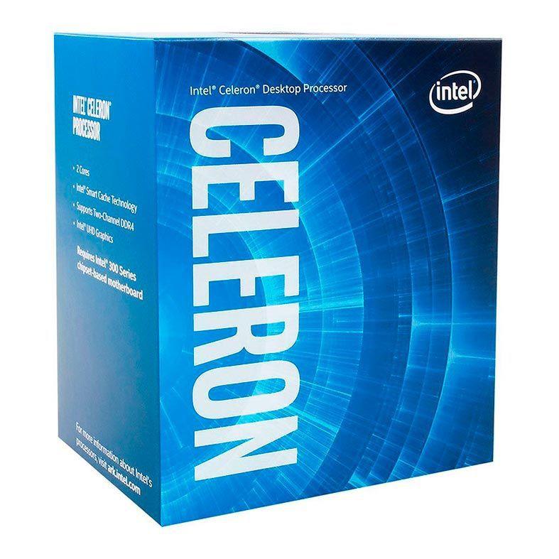PROCESSADOR INTEL CELERON G4930 DUAL-CORE 3.2GHZ 2MB CACHE LGA1151, BX80684G4930