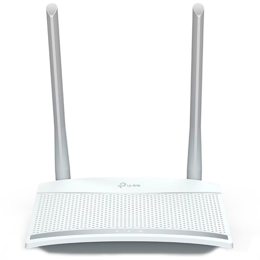 Roteador TP-Link 300Mbps, 2 Antenas - TL - WR820N