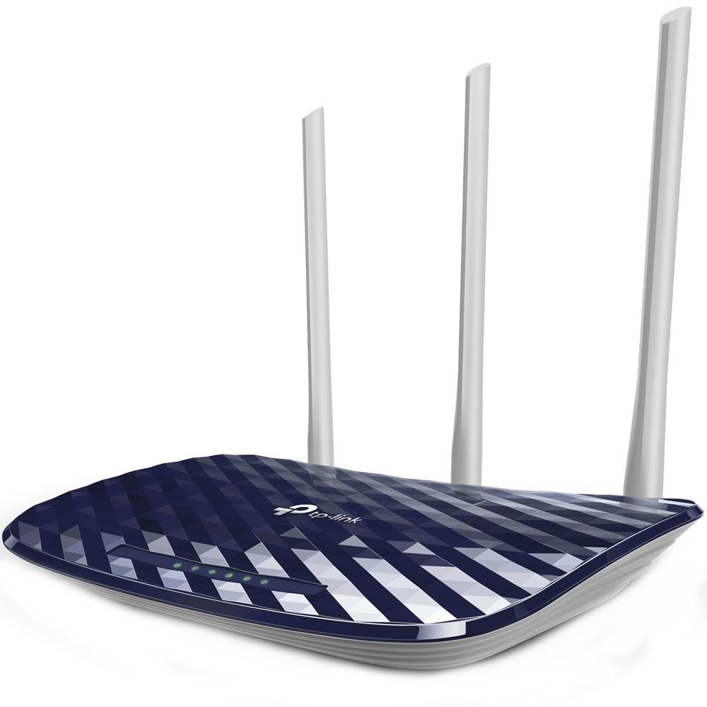Roteador TP-Link Wi-Fi Dual Band AC750 ARCHER C20