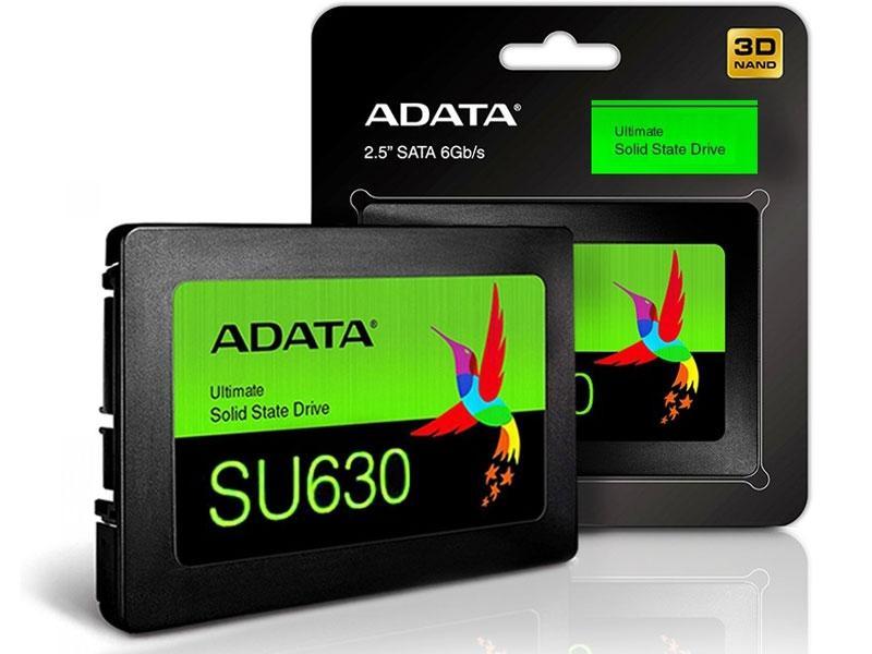 SSD Adata SU630 480Gb 2,5 SATA 3