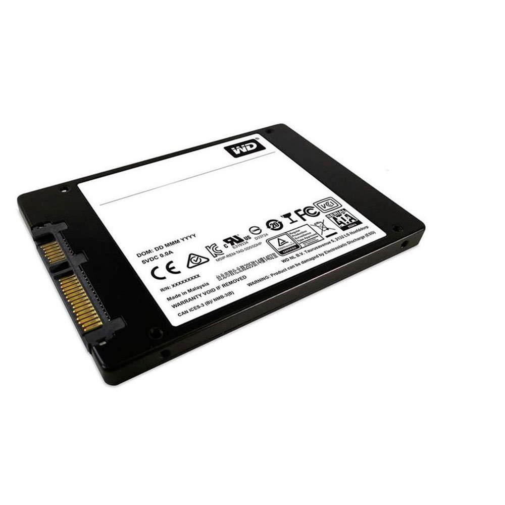 Ssd Wd Green 240gb 2,5 7mm Sata 3 - WDS240G2G0A