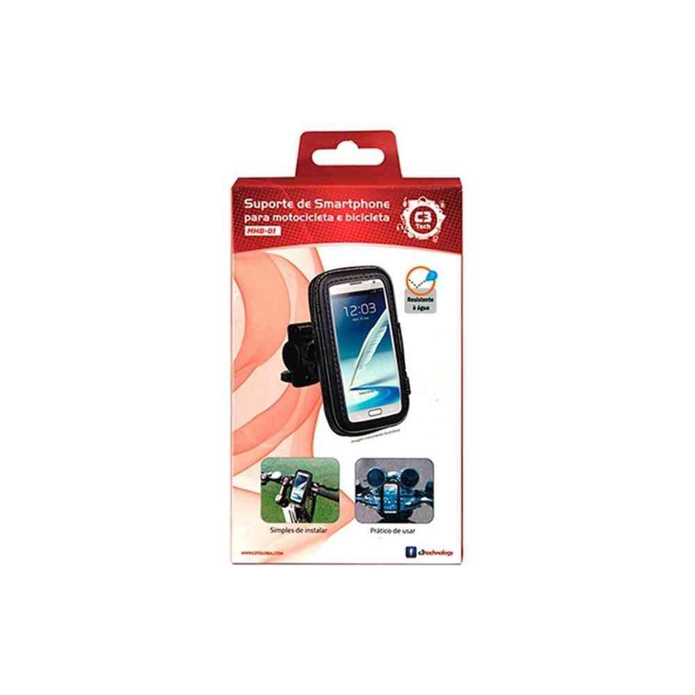 Suporte de Celular GPS MHB-1 C3Tech