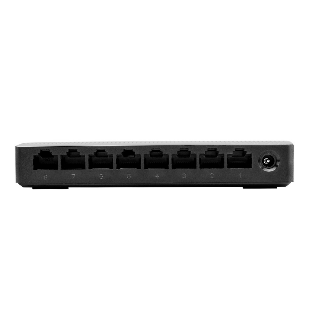 Switch Intelbras 8portas 10 100 1000 Giga Sg800q+