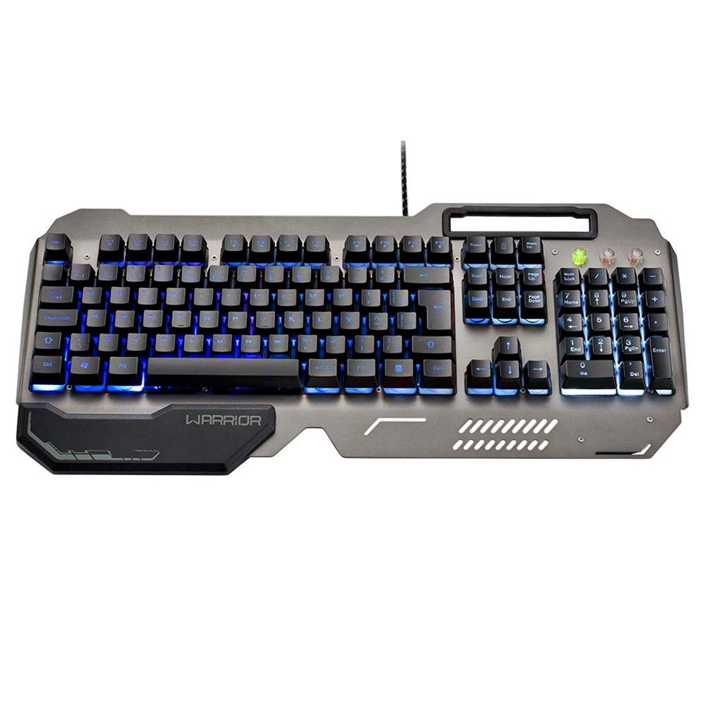 Teclado Gamer Warrior Ragnar TC222