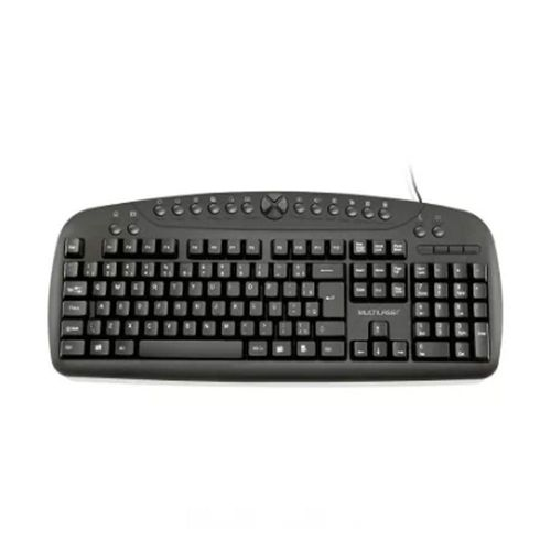 Teclado Super Multimidia Usb - Tc081 Multilaser