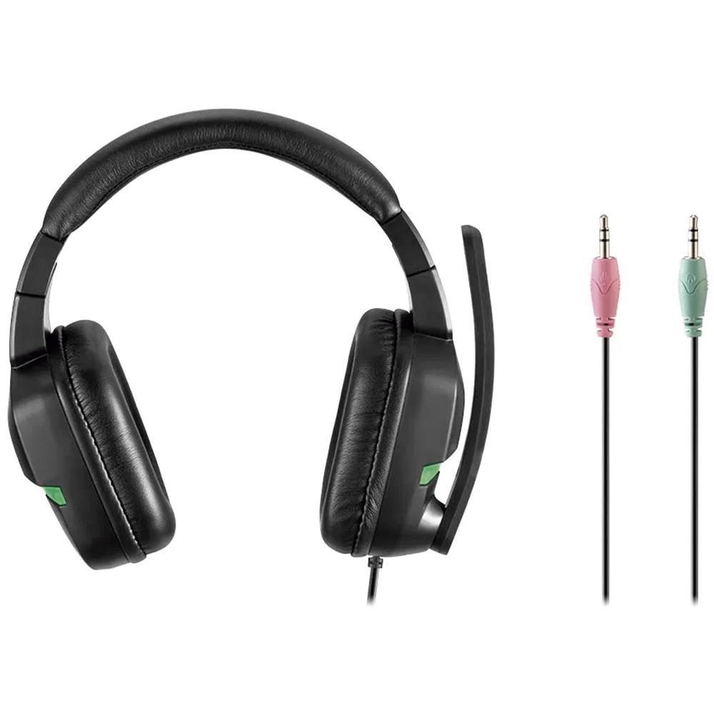 Warrior Askari Headset Gamer P3 Xbox One / PC Verde PH291