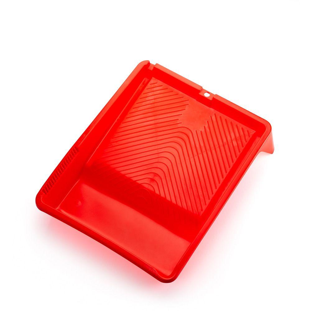 Bandeja 1,3 Litros Vermelha Atlas 1415.
